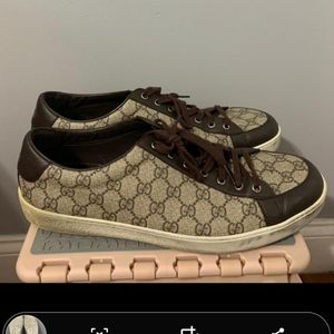 Gucci Shoes - Gucci Men's 'Barcelona' Sneakers (Size 14)